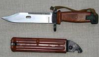ММГ штык ножа  АК 74.  Оригинал. Киев. Украина., фото 1