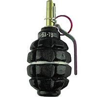 Учебно-имитационная граната УРГ ( Ф-1 ). Металл. Киев. Украина., фото 1