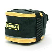 Сумка под седло Spelli SSB-5041L