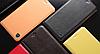 """LG V40 / V40 ThinQ оригинальный кожаный чехол книжка из натуральной кожи магнитный противоударный """"CLASIC SET"""", фото 3"""