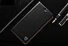 """LG V40 / V40 ThinQ оригинальный кожаный чехол книжка из натуральной кожи магнитный противоударный """"CLASIC SET"""", фото 6"""