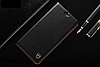 """Nokia Lumia 640 оригинальный кожаный чехол книжка из НАТУРАЛЬНОЙ ТЕЛЯЧЬЕЙ КОЖИ противоударный """"CLASIC SET, фото 5"""