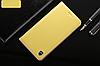 """SONY E2312 M4 AQUA оригинальный кожаный чехол книжка из натуральной кожи магнитный противоударный """"CLASIC SET"""", фото 7"""