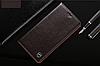 """Nokia Lumia 640 оригинальный кожаный чехол книжка из НАТУРАЛЬНОЙ ТЕЛЯЧЬЕЙ КОЖИ противоударный """"CLASIC SET, фото 7"""