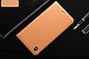 """Nokia Lumia 640 оригинальный кожаный чехол книжка из НАТУРАЛЬНОЙ ТЕЛЯЧЬЕЙ КОЖИ противоударный """"CLASIC SET, фото 9"""