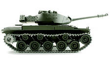 Танк р/у 1:16 Heng Long Bulldog M41A3 с пневмопушкой и дымом (HL3839-1), фото 3