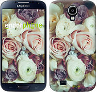 "Чехол на Samsung Galaxy S4 i9500 Букет роз ""2692c-13"""