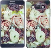 """Чехол на Samsung Galaxy A5 A500H Букет роз """"2692c-73"""""""