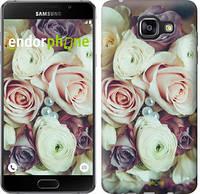"Чехол на Samsung Galaxy A5 (2016) A510F Букет роз ""2692c-158"""