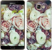 """Чехол на Samsung Galaxy A9 A9000 Букет роз """"2692u-107"""""""