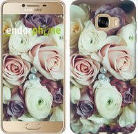 "Чехол на Samsung Galaxy C5 C5000 Букет роз ""2692u-301"""