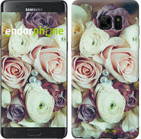 """Чехол на Samsung Galaxy Note 7 Duos N930F Букет роз """"2692u-346"""""""