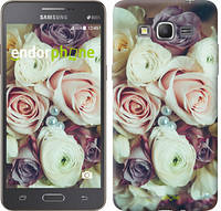 "Чехол на Samsung Galaxy Grand Prime G530H Букет роз ""2692c-74"""