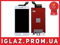 Белый LCD дисплей для iPhone 6s Plus экран тачскрин модуль стекло рамка сборка