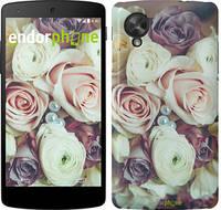 """Чехол на LG X Power K220DS Букет роз """"2692c-398"""""""