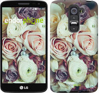 """Чехол на LG Leon H324 Букет роз """"2692c-403"""""""