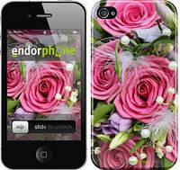 """Чехол на iPhone 4s Нежность """"2916c-12"""""""