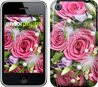 "Чехол на iPhone 3Gs Нежность ""2916c-34"""