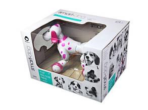 Робот-собака р/у HappyCow Smart Dog (розовый), фото 2