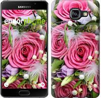 "Чехол на Samsung Galaxy A5 (2016) A510F Нежность ""2916c-158"""