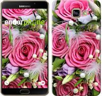 "Чехол на Samsung Galaxy A9 A9000 Нежность ""2916u-107"""
