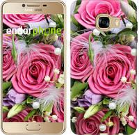 """Чехол на Samsung Galaxy C5 C5000 Нежность """"2916u-301"""""""
