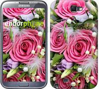 "Чехол на Samsung Galaxy Note 2 N7100 Нежность ""2916c-17"""