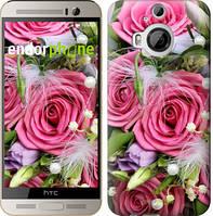 """Чехол на HTC One M9 Plus Нежность """"2916u-134"""""""