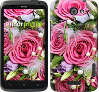 "Чехол на HTC One X Нежность ""2916c-42"""