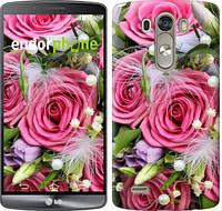 "Чехол на LG G3 dual D856 Нежность ""2916c-56"""