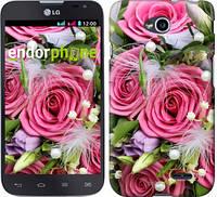 "Чехол на LG L70 Dual D325 Нежность ""2916u-201"""