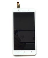 Оригинальный дисплей (модуль) + тачскрин (сенсор) для Huawei Honor 4X | Glory Play 4X (белый цвет)