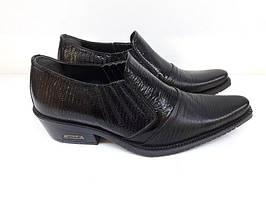 Казаки Etor 11558-8041 чорний