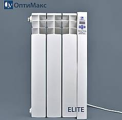 Электрорадиатор ОптиМакс ELITE на 3 секции 360 Вт
