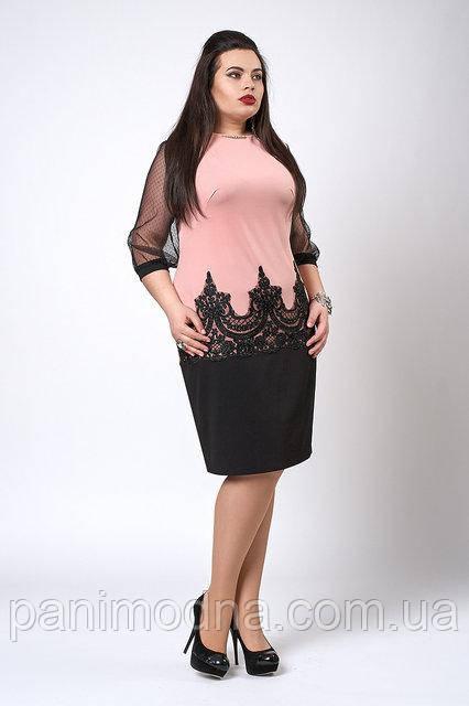 Платье женское нарядное  код 558
