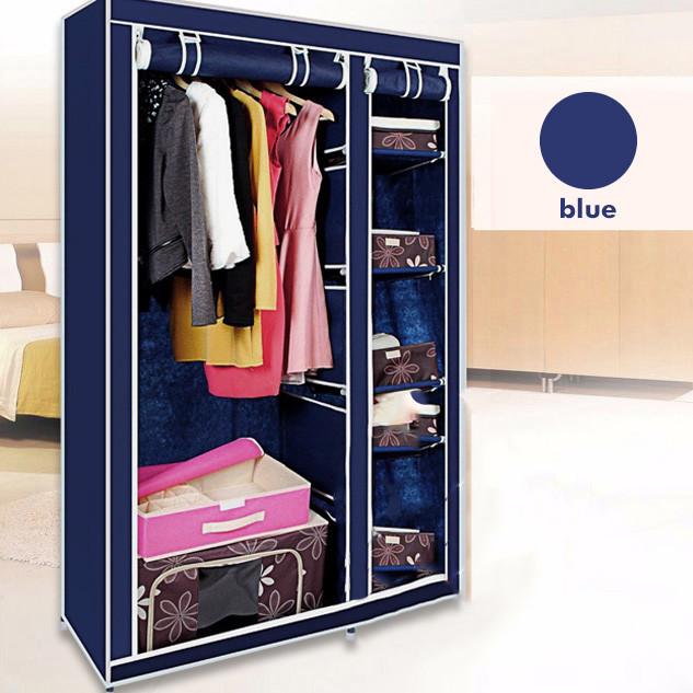 Тканевый шкаф для одежды 28109