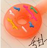Ручка гелевая Пончик персиковый, фото 3