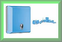 Держатель бумажных полотенец в пачках COLORED 706AZ Mar Plast (голубой)