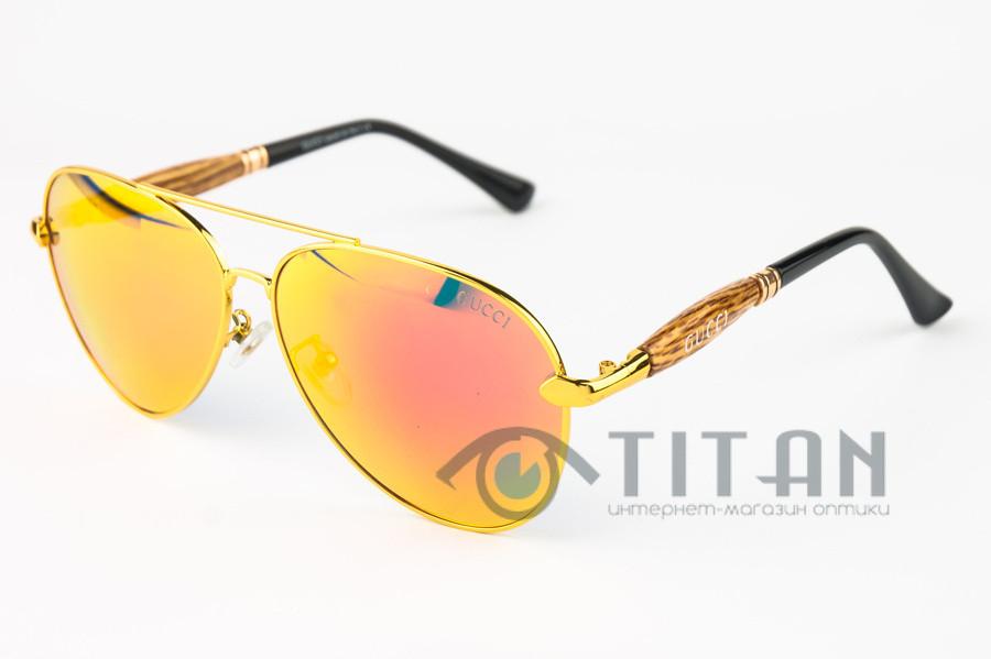 Очки зеркальные Gucci 5011 C03