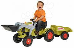 Трактори на педалях BIG