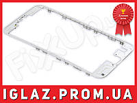 Рамка дисплея (экрана) для iPhone 6S Plus (5.5), цвет белый