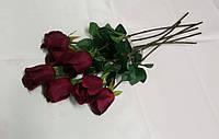 """Цветы искусственные """"роза"""""""