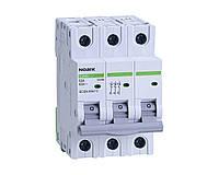 Автоматический выключатель однополюсный Ex9BS 3P C25 для защиты электрических цепей переменного тока