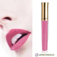 """Матовая помада-блеск стойкий цвет SOFT MATTE Long wear Lip Colour №22 """"Сладкая роза"""" 3,5 г"""