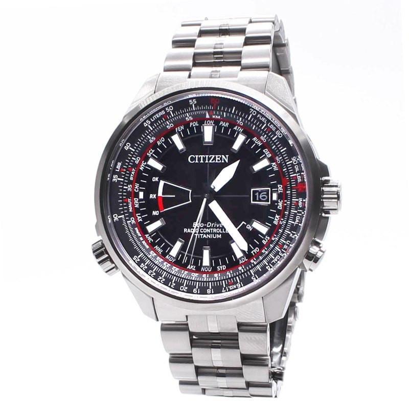 Часы Citizen Eco-Drive Titanium CB0141-55E Promaster H145