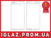 Рамка для дисплея iPhone 7 Plus (для модуля) белая