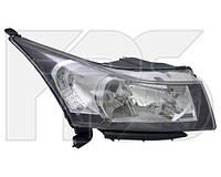 Фара передняя правая Chevrolet Cruze Шевролет Круз 09-15 эл , FP1711R2P Fps