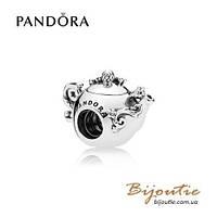 Pandora Шарм ЧАЙНИК #797065CZ серебро 925 Пандора оригинал