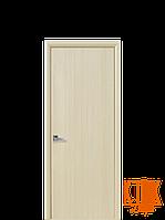 Межкомнатные двери Новый Стиль Стандарт ПВХ (ясень)