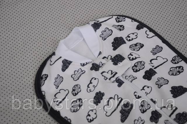 пеленка на молнии для новорожденных